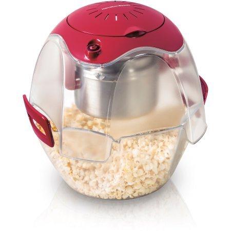 Hamilton Beach Party Popcorn Maker, Red (Popcorn Hamilton Beach compare prices)