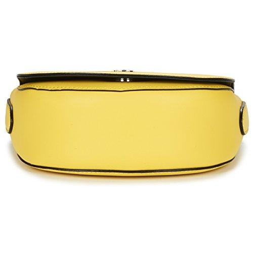 ralph lauren , Damen Henkeltasche gelb gelb