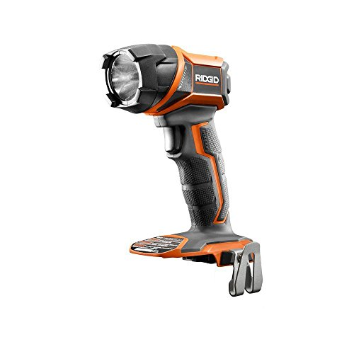 Ridgid R8693 Gen5x Lithium Ion Cordless LED Focused Hi-Beam Flashlight (Batteries Not Included, Flashlight Only) ()