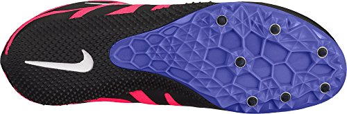 clearance store online tumblr sale online NIKE Women's Zoom Rival S 9 Track Spike Black/White/Solar Red/Persian Violet excellent online cheap latest collections TqSZ7QIQSU
