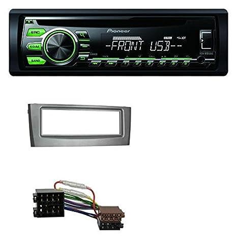 USB carav 11-712 doppel DIN Autoradio Radioblende for Toyota Universal Side Brackets AUX