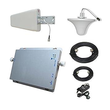 Funda Amplificador 900/1800MHz de 500sqm de S de Plus, Vodafone, T-