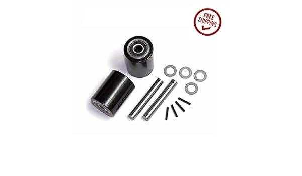 Mighty Lift ML55 Pallet Jack Complete Wheel Kit