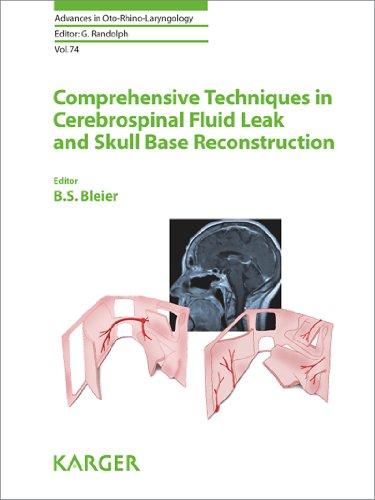 Download Comprehensive Techniques in CSF Leak Repair and Skull Base Reconstruction (Advances in Oto-Rhino-Laryngology) Pdf