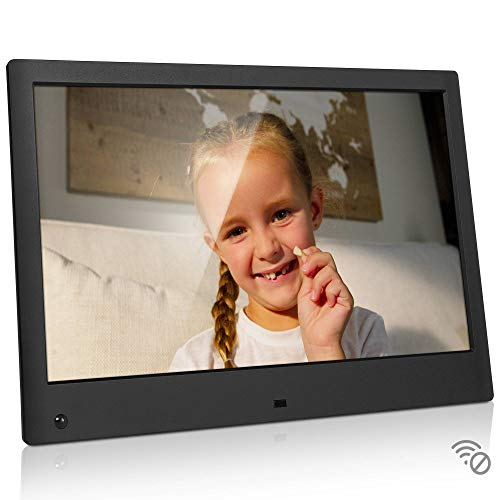 NIX Advance 13 Inch USB Digital Picture Frame - Full HD IPS Display