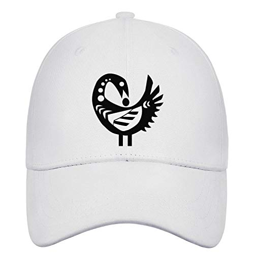 (Unisex University-of-Pennsylvania-Sankofa-Bird- Baseball Cap Men Women - Classic Adjustable Hat)
