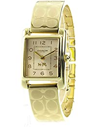 Women's Page Bangle Watch Gold/Gold Plated One Size