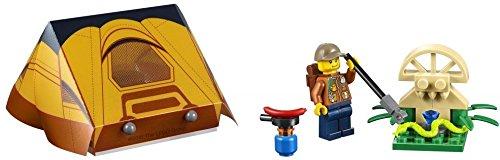Jungle Safari Tent - LEGO City Jungle Explorer Kit 40177