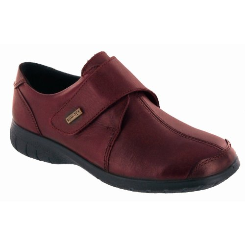 Cotswold Shoes Womens Shoe Ladies Cranham Bordo rwrZxCq