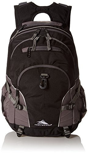 High Sierra Loop Backpack (BlackCharcoal)