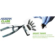 Azzota Continuous Lab Animals Ear Tag Applicator for Mouse, Rat, Fish, Smart Tager