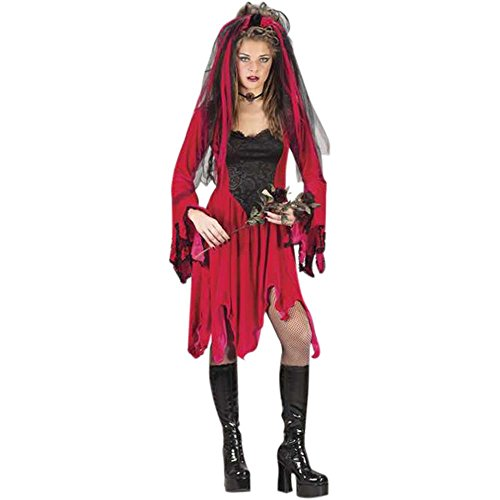 Teen Devil Bride Halloween Costume]()