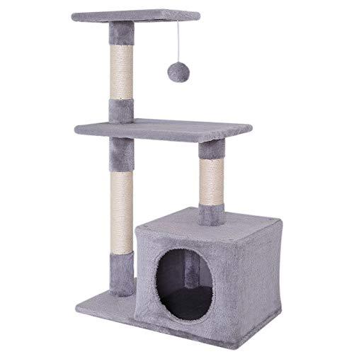 Dibea KB00253 Árbol rascador para gatos