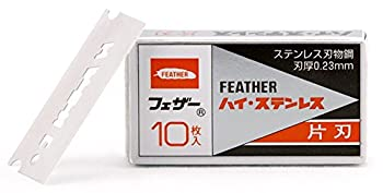 Feather FHS-10 Single Edge Razor Blades (30 Count)