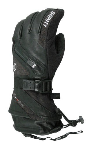 Swany X-Cell II Glove - Men's Black Small