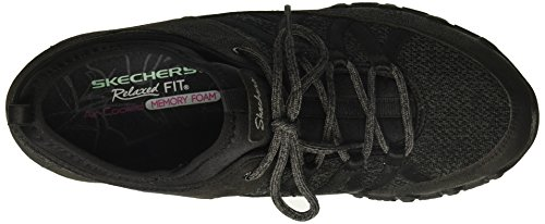 Boot Bold Women's Fashion Step Bikers Black Skechers Xp1xBnn