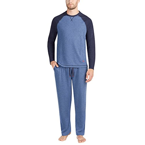 Tommy Bahama Men's 2-Piece Lounge Set (Navy, ()