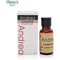 SHOPPY STAR:Andrea Hair Growth anti Hair Loss Liquid 20ml dense hair fast sunburst hair growth grow invalid refund alopecia