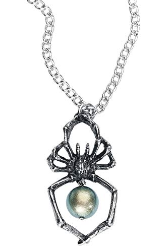 Glistercreep Necklace by Alchemy Gothic, England -