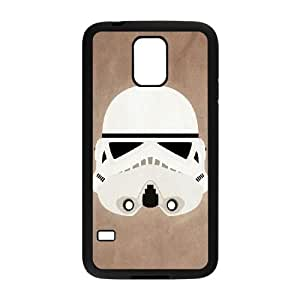 Samsung Galaxy S5 Cell Phone Case Black Star Wars Back Design Phone Case Cover CZOIEQWMXN30229