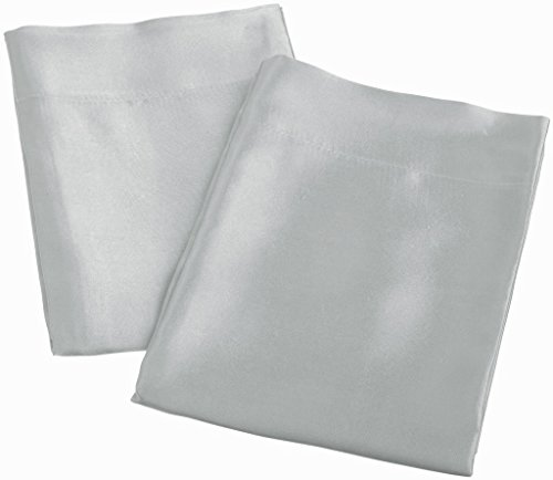 Aiking Home  Shiny Bridal Satin Standard/Queen Size Pillow C