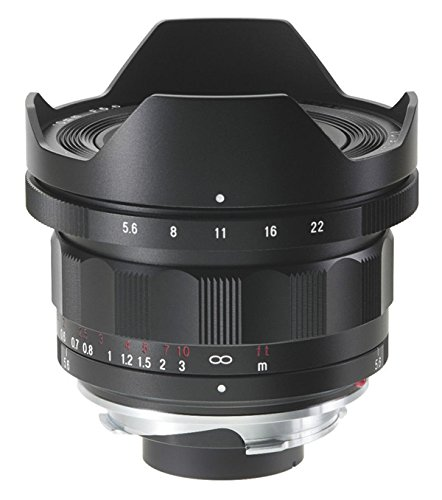 Price comparison product image Voigtlander Heliar-Hyper Wide 10mm f / 5.6 Aspherical Lens for Leica M