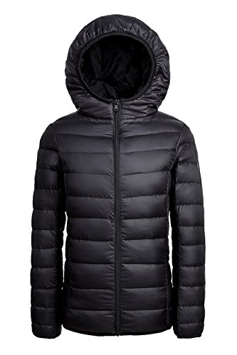 Down Puffer Jacket Coat - 4
