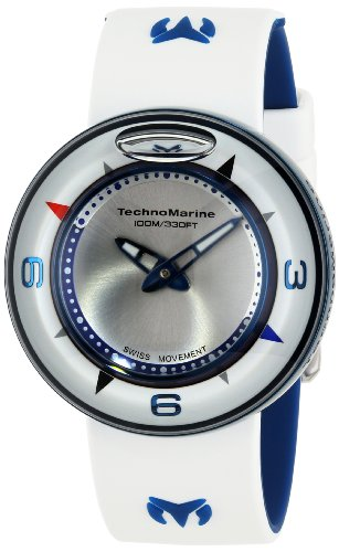 TechnoMarine Unisex 813001 AquaSphere Crystal Watch Set