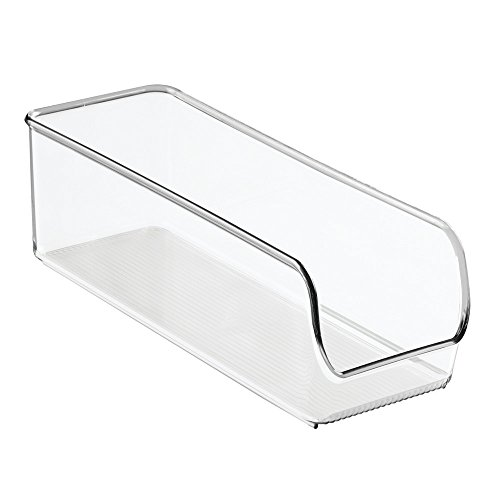 InterDesign Linus Kitchen, Pantry, Refrigerator, Freezer Storage Container - Small, Clear (Linus Org compare prices)