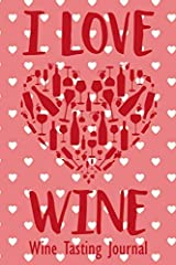 If you enjoy tasting wine, then this notebook is perfect for you! Each journal page includes:                Wine Name         Winery         Region         Grapes         Vintage         Alcohol %         Appearance         Aroma     ...