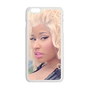 Cool Painting Nicki Minaj Cell Phone Case for Iphone 6 Plus
