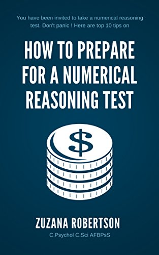 Amazon com: How to prepare for a numerical reasoning test