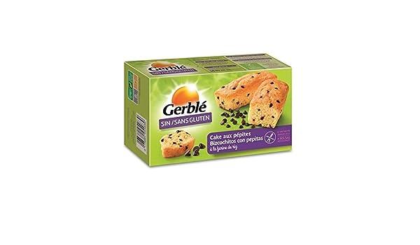 Gerblé - Pequeña Torta de las chispas de chocolate, sin gluten ...