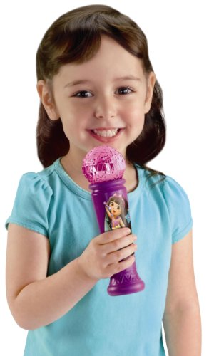 Fisher-Price Nickelodeon Dora the Explorer, Singing Star Microphone