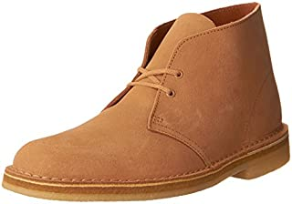 CLARKS Men's Desert Boot Fudge Suede Boot (B01I49B3TK) | Amazon price tracker / tracking, Amazon price history charts, Amazon price watches, Amazon price drop alerts