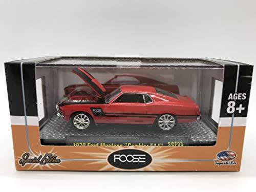 Foose Ford Mustang - M2 Machines Foose 1970 Ford Mustang Gambler 514