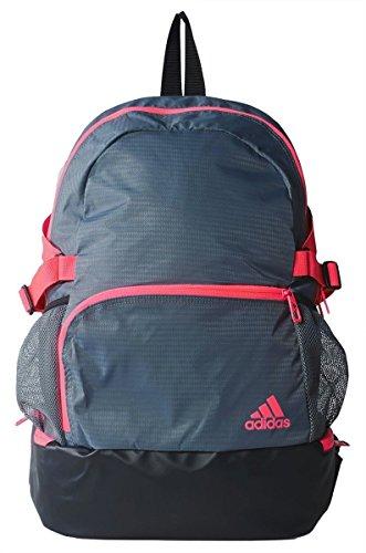 adidas NGA 1.0 Fab 2 Schoolbag/Backpack - Medium - Grey/Black/Pink -