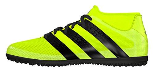 adidas Ace 16.3 Primemesh Tf J, Botas de Fútbol para Niños Amarillo (Amasol / Negbas / Plamet)