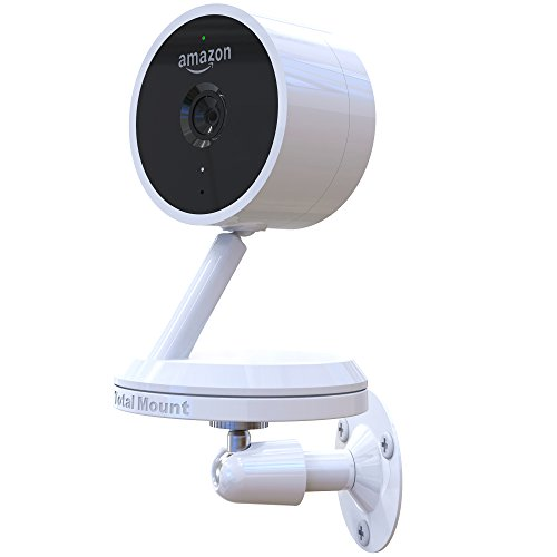 TotalMount Full-Motion Wall Mount for Amazon Cloud Cam by TotalMount