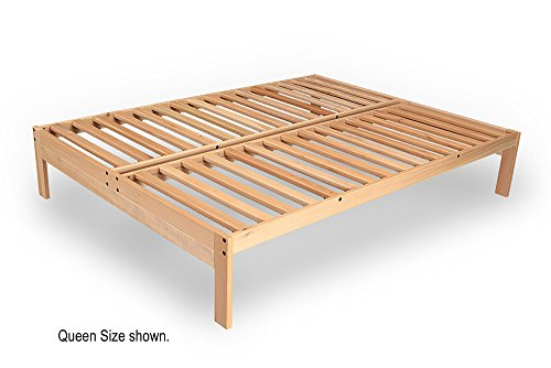 World Of Futons Fold Compact Bed Frame