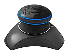 Talk about soaring sound! The JAM Levity is a levitating, wireless Bluetooth speaker that floats effortlessly above its base. Its perfect for parties (or endless entertainments at home). Featuring Bluetooth connectivity and up to 6 hours of p...