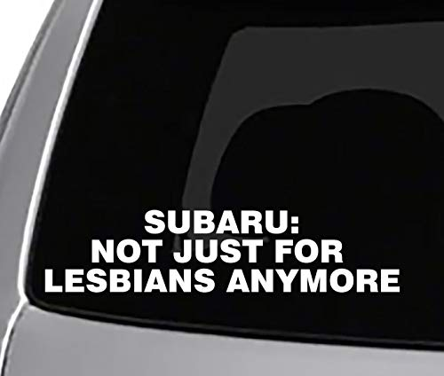 Check expert advices for subaru not just for lesbians?