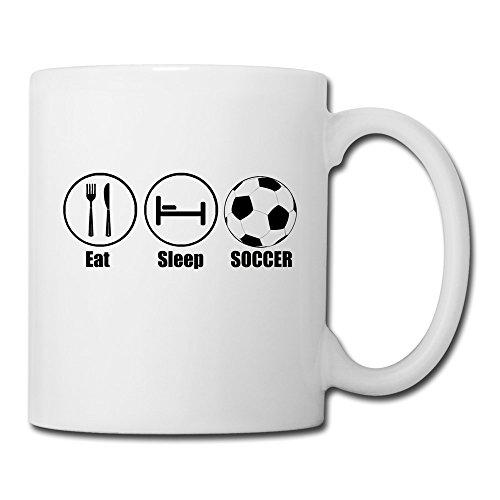 amic Coffee Mug, White,14 Ounces ()