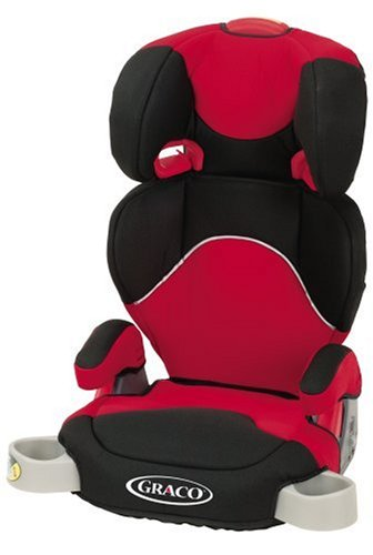 Graco High Back TurboBooster Car Seat Red Line Discontinued By Manufacturer