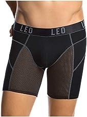 d7943d65d6871 Leo Fresh Mesh Sport Boxer Brief