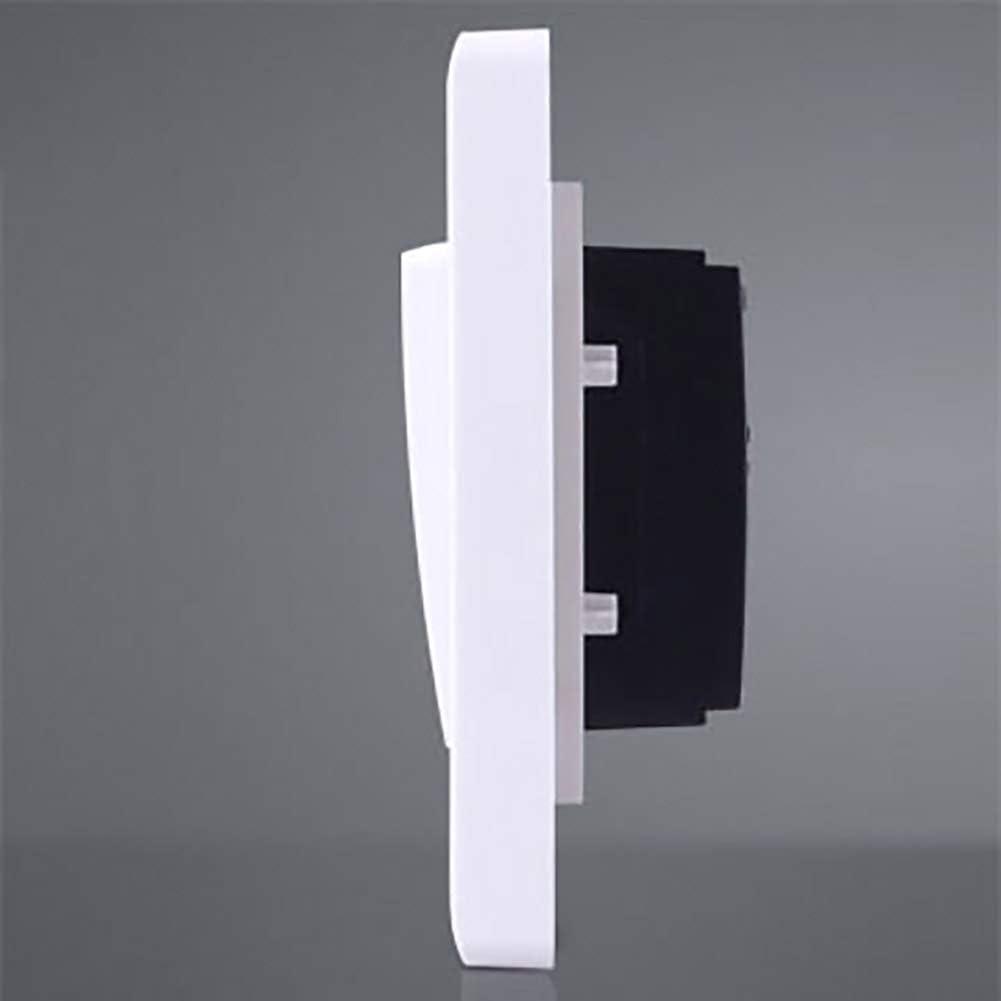 WRJ Elettricamente USB Giradischi Piatto 360 Gradi Display Rotante Adatto per La Presentazione di Gioielli, Orologi, Prodotti Digitali,3 4
