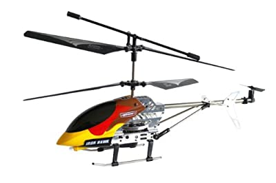 My Funky Planet My Web Rc - Iron Hawk Helicopter from My Funky Planet