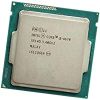 Intel procesador CPU 4 Core i5 – 4670 sr14d 3.40 GHz FC-lga 1150 6 MB 5 GT/s Haswell