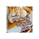 Timothy's World Coffee, Perfectly Pumpkin for Keurig Brewers, Box of 24-Count K-Cups, Limited Edition