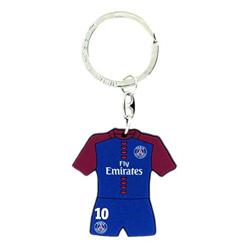 PSG - Official Paris Saint-Germain 'Neymar' Keychain - Blue, red by PSG Paris Saint-Germain (Image #1)